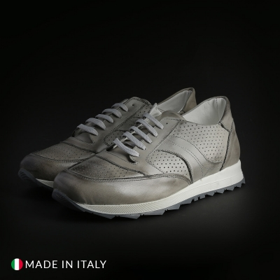 Pantofi sport Sb 3012 405_CRUST Gri