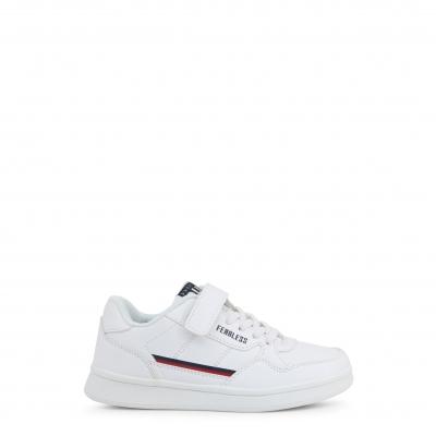 Pantofi sport Shone 15012-130 Alb