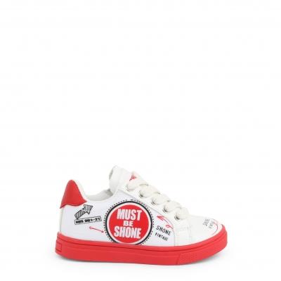 Pantofi sport Shone 231-027 Alb
