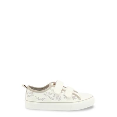 Pantofi sport Shone 291-001 Alb