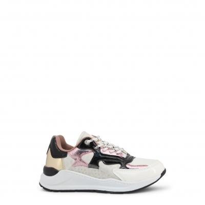 Pantofi sport Shone 3526-002 Alb