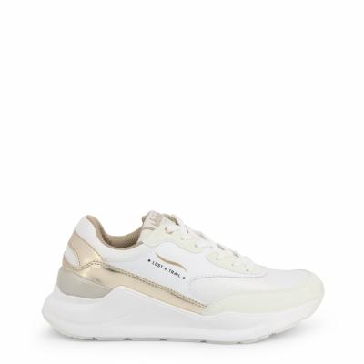 Pantofi sport Shone 605-511 Alb