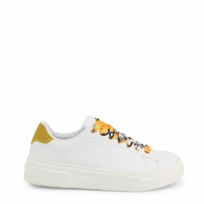 Pantofi sport Shone 620-503 Alb