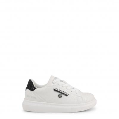 Pantofi sport Shone S8015-003 Alb