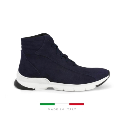 Pantofi sport Sparco MONZA_LESMO Albastru