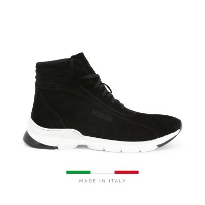 Pantofi sport Sparco MONZA_LESMO Negru