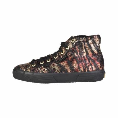 Pantofi sport Superga S009ZM0_2795 Negru
