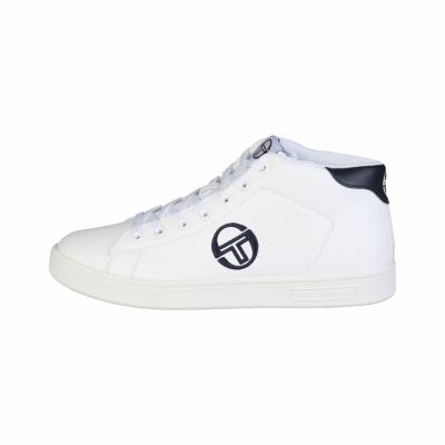 Pantofi sport Tacchini GRANTORINO_MID_724118 Alb