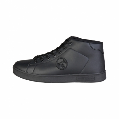 Pantofi sport Tacchini GRANTORINO_MID_724118 Negru