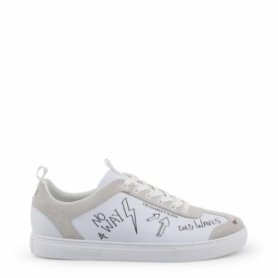 Pantofi sport Trussardi 77A00095 Alb