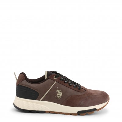 Pantofi sport U.s. Polo Assn. AXEL4120W9_SY1 Maro