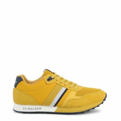 Pantofi sport U.s. Polo Assn. FLASH4088S9_SN2 Galben