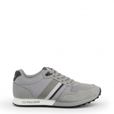 Pantofi sport U.s. Polo Assn. FLASH4088S9_SN2 Gri