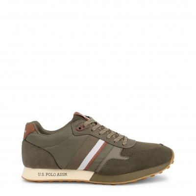 Pantofi sport U.s. Polo Assn. FLASH4088S9_SN2 Verde