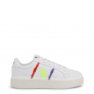 Pantofi sport U.s. Polo Assn. LUCY4179S0_Y1 Alb