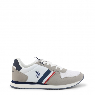 Pantofi sport U.s. Polo Assn. NOBIL4115S1_TH1 Alb