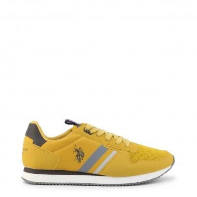 Pantofi sport U.s. Polo Assn. NOBIL4115S1_TH1 Galben