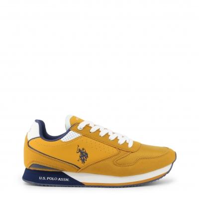 Pantofi sport U.s. Polo Assn. NOBIL4183S1_HY1 Galben