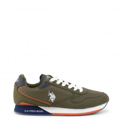 Pantofi sport U.s. Polo Assn. NOBIL4183S1_HY1 Verde