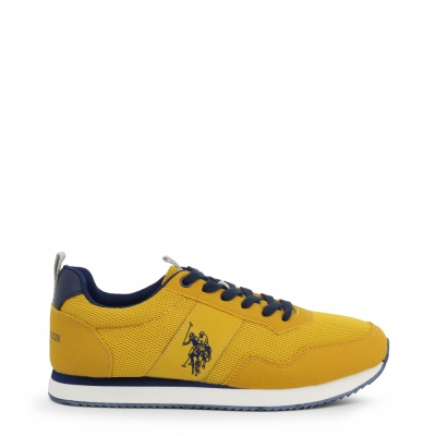 Pantofi sport U.s. Polo Assn. NOBIL4250S0_MH1 Galben