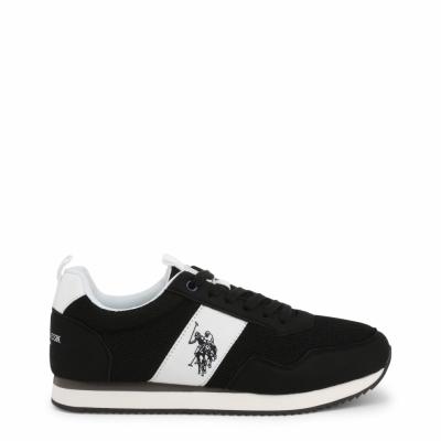 Pantofi sport U.s. Polo Assn. NOBIL4250S0_MH1 Negru