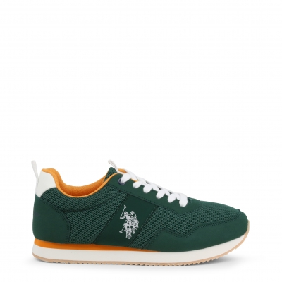 Pantofi sport U.s. Polo Assn. NOBIL4250S0_MH1 Verde