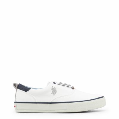 Pantofi sport U.s. Polo GALAN4127S8_C1 Alb