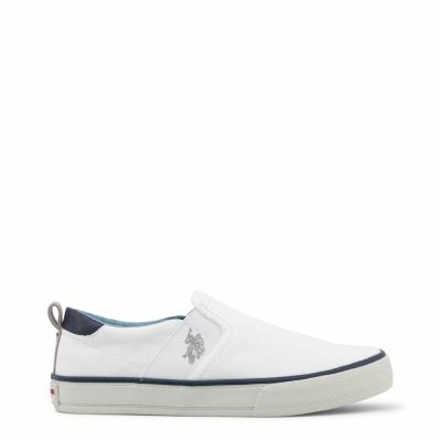 Pantofi sport U.s. Polo GALAN4129S8_C1 Alb