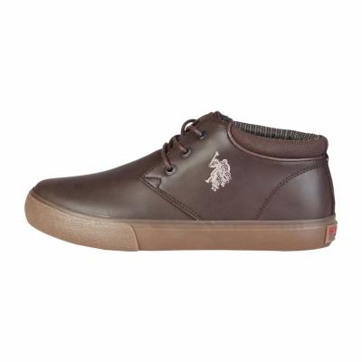 Pantofi sport U.s. Polo GALAN4205W7 Maro