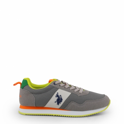 Pantofi sport U.s. Polo Assn. NOBIL4215S8_HN3 Gri