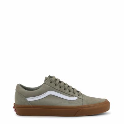 Pantofi sport Vans OLD-SKOOL_VN0A38G1 Verde