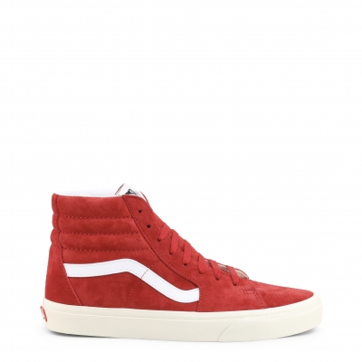 Pantofi sport Vans SK8-Hi_VN0A4BV6 Rosu