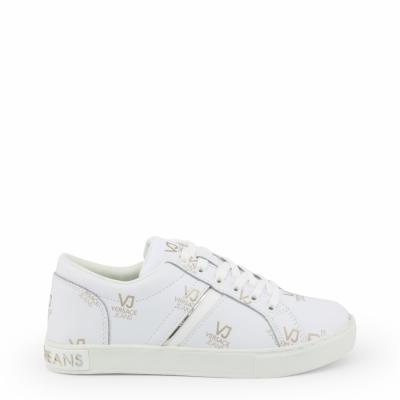 Pantofi sport Versace Jeans VTBSF2 Alb