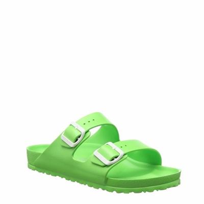 Papuci Birkenstock ARIZONA-EVA Verde