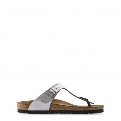 Papuci Birkenstock Gizeh_43853 Gri