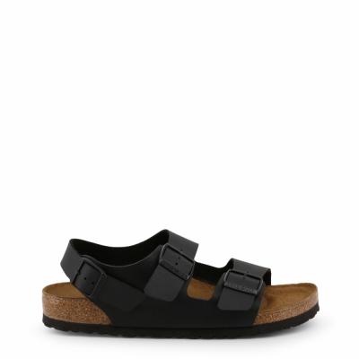 Papuci Birkenstock MILANO Negru