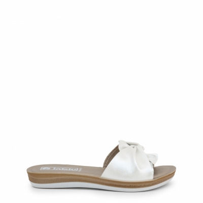 Papuci Inblu BA000029 Alb