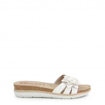 Papuci Inblu PG000015 Alb