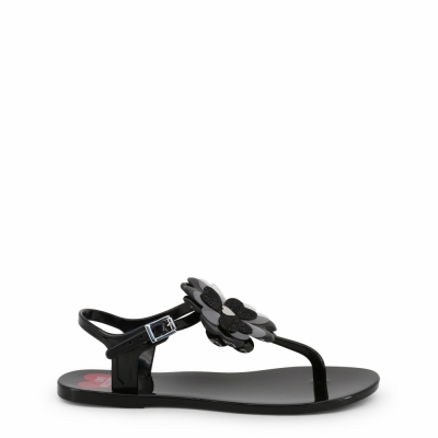 Papuci Love Moschino JA16011G17IT Negru