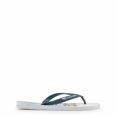 Papuci U.s. Polo Assn. VAIAN4192S8_G1 Alb