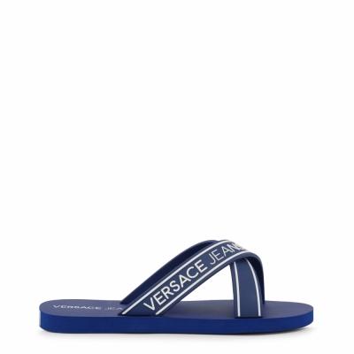 Papuci Versace Jeans YTBSQ5 Albastru