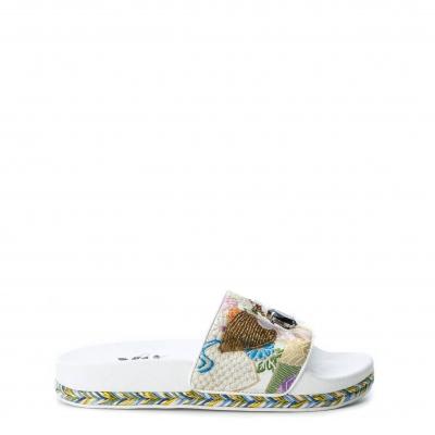 Papuci Xti 48031 Alb
