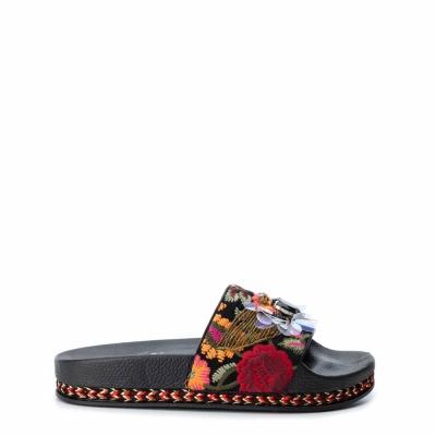 Papuci Xti 48031 Negru