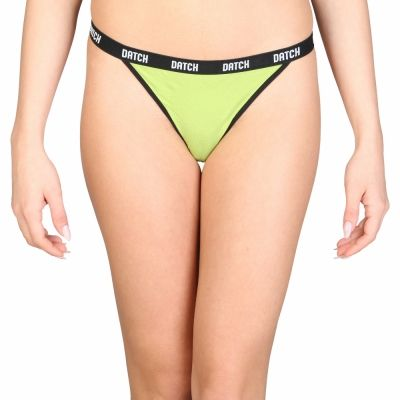 Chiloti tanga Datch 09U0259 Verde
