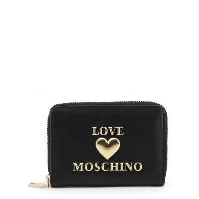 Portofele Love Moschino JC5610PP1BLE Negru