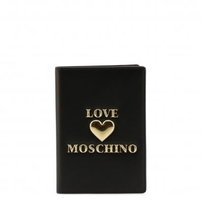 Portofele Love Moschino JC5624PP1CLF0 Negru