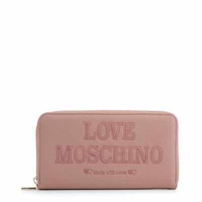 Portofele Love Moschino JC5645PP08KN Roz