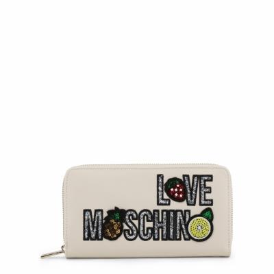 Portofele Love Moschino JC5653PP07KL Alb