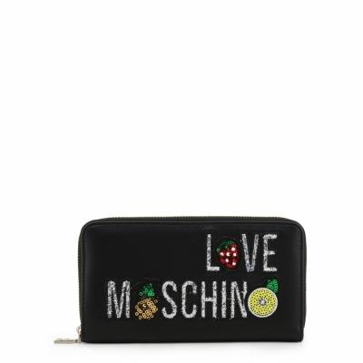 Portofele Love Moschino JC5653PP07KL Negru