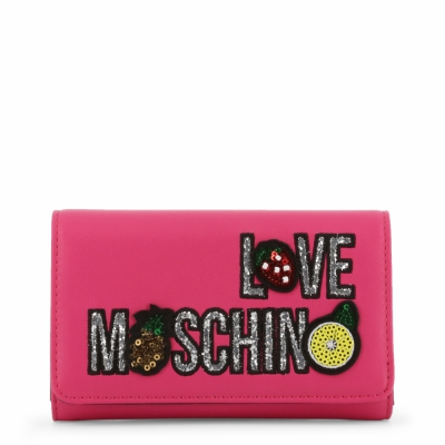 Portofele Love Moschino JC5654PP07KL Roz